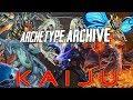 Archetype Archive - Kaiju thumbnail