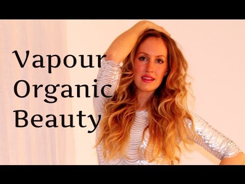 Vapour Organic Beauty review & tutorial + Giveaway! NATURAL & ORGANIC MAKEUP