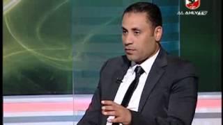 النجوم ياسر رضوان وعادل مصطفى وحديث نارى عن مشاكل التحكيم
