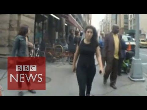 Meet the woman from NY street harassment video