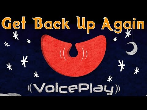 Get Back Up Again Anna Kendrick - Trolls Voiceplay A Cappella Cover