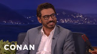 Al Madrigal Had To Do Stand-Up For NFL Owners  - CONAN on TBS