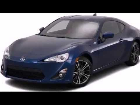 2015 Scion FR-S Video