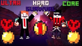 Minecraft Ultra Hard Core Survival #1