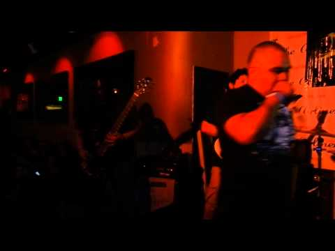 BLOODSCRIBE live at the Airliner bar 05/19/2013