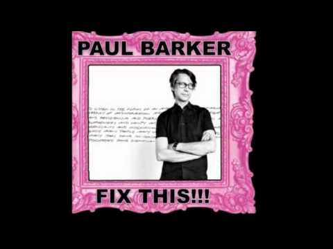 Paul Barker - All the Pretty Swindles (Puscifer Mix)