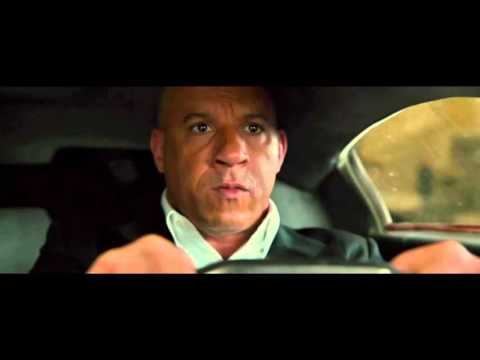 (Fast and Furious 7) Car jump Abu Dabi