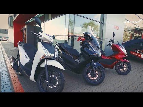 Honda Plaza TV- #22 Test Motocykli / Skuterów Honda 125 Ccm Na Kategorię B
