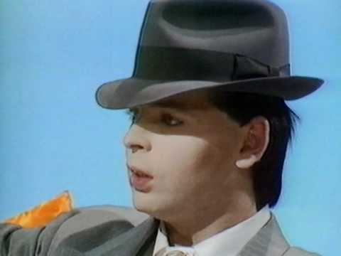 Gary Numan Interview Swap Shop