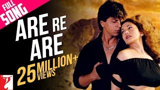 Are Re Are  Full Song  Dil To Pagal Hai  Shah Rukh Khan  Madhuri Dixit