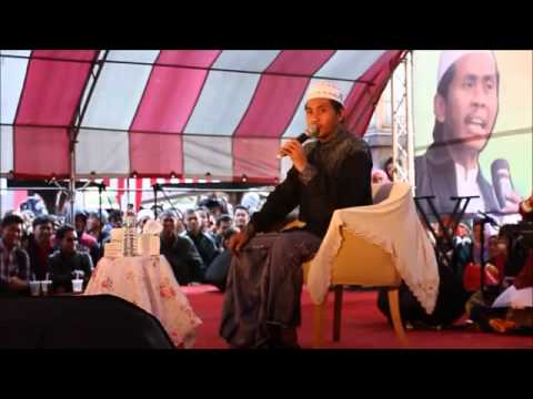 Kh  Anwar Zahid Di Taiwan 22-2-2014 video