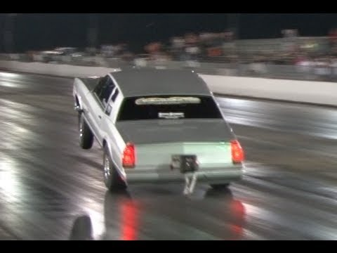 Outlaw Drag Radial Race at Maryland International Raceway August 23, 2013