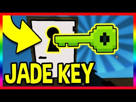 HOW TO GET THE JADE KEY WALKTHROUGH! | Roblox Phantom Forces | Ready Player One Golden Dominus Event