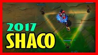 [2017 REWORK] Shaco Champion Spotlight