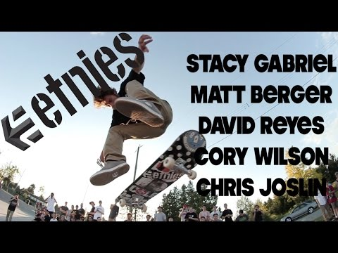 Etnies Demo at Cloverdale.