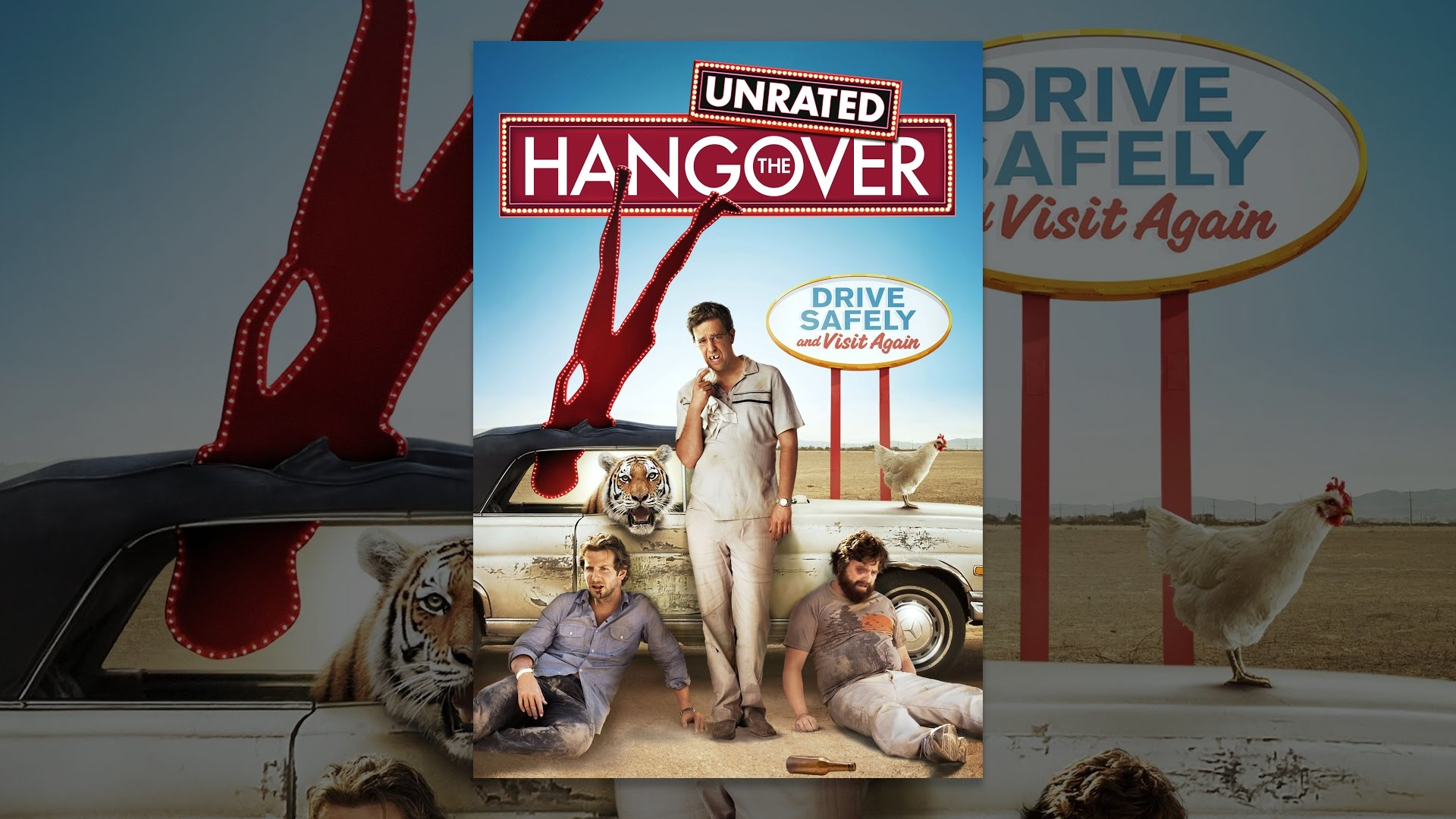 The Hangover - Unrated...