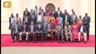 Odinga receives defectors from Narok County
