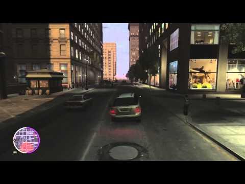 GTA IV - Yusuf dalle strane mutande alla ricerca del carro armato #11