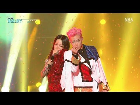 download lagu T.O.P X Uhm Jung Hwa - 'D.I.S.C.O' I gratis