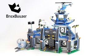 Lego Jurassic World 75919 Indominus rex Breakout - Lego Speed Build