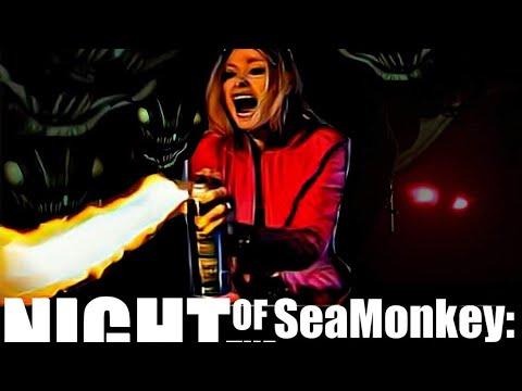 Night of the Seamonkey Trailer 2013