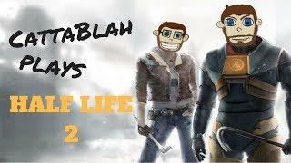 Half Life 2 Ep. 27 - New Content Alert! - CattaBlah Games