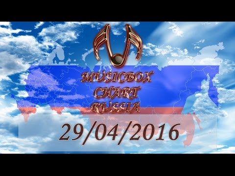 MUSICBOX CHART RUSSIA TOP 20 (29/04/2016) - Russian United Chart