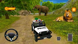 Offroad 4x4 Police Jeep Drive Android Gameplay 2018