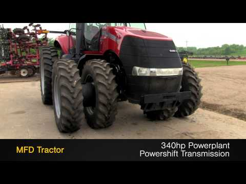 Case IH Magnum MX340, 540 Hr,PS Trans,5 Remotes,3 Pt For Sale
