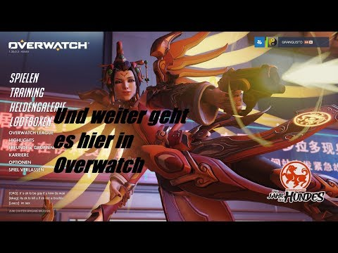 Overwatch Live # Und weiter geht es hier mit Mir