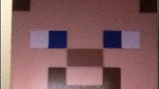 Horror short film Minecraft episode 1