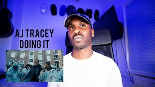 AJ Tracey - Doing It [Reaction] | LeeToTheVI