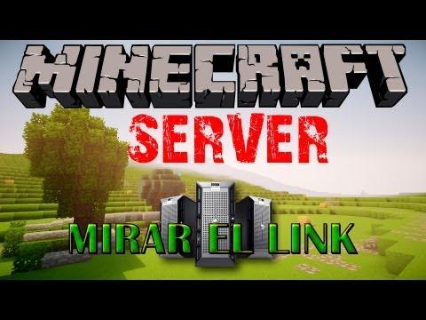 Nuevo Server de Minecraft (24/7) 1.5.2  (No-Premium) (No lag) (No hamachi)