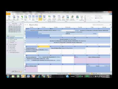Outlook Client Overview - Microsoft Dynamics CRM 2011 Series by Zero2Ten