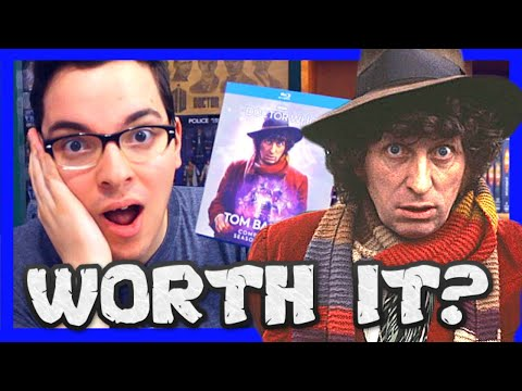 In-Depth Review of the Season 12 Doctor Who Blu ray Box Set! Is it Worth it? thumbnail