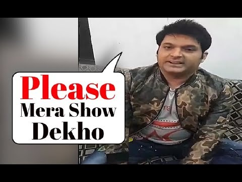 EMOTIONAL Kapil Sharma Request Fans To Watch 'Family Time With Kapil Sharma'