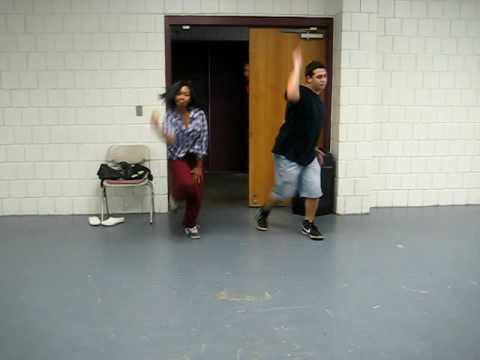 Live2dance: Taio Cruz she's Like A Star Choreography video