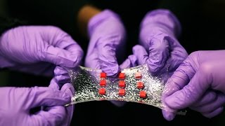 Stretchable hydrogel electronics