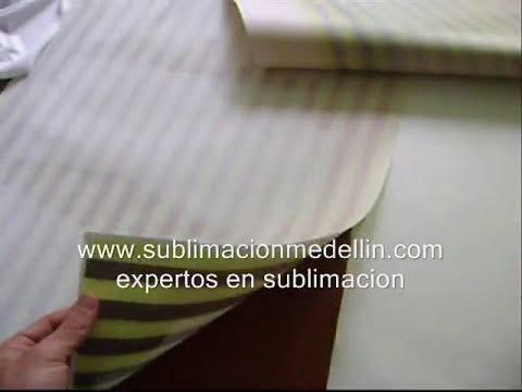 expertos en sublimacion calidad del papel de sublimacion estampados sublitech