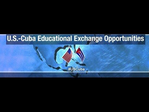 U.S.-Cuba Educational Exchange Opportunities