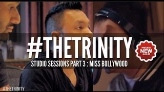 The Bilz & Kashif - The Trinity: Album Studio Sessions