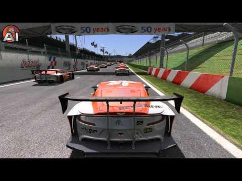 Rfactor 2 - Gameplay