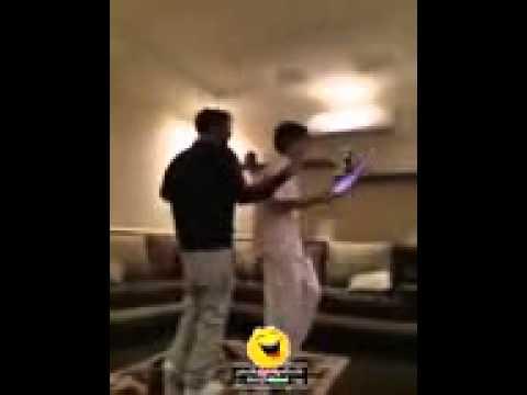 رقص شباب سعوديين ولا أروع يخرب بيت الهوى