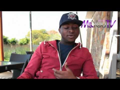 Davido - Davido Talks To MsYouTV!