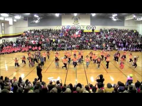 Tualatin High School Lip Sync Promotion