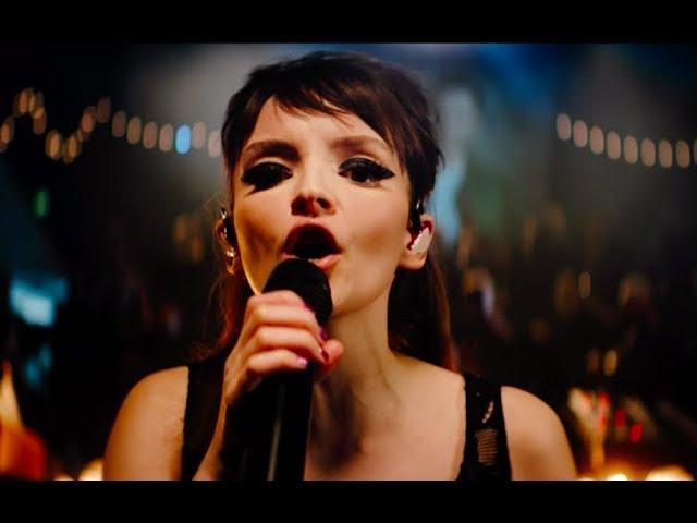 """CHVRCHES - BBC Scottish Symphony Orchestraとのコラボによる""""Miracle""""のライブ映像を公開 thm Music info Clip"""