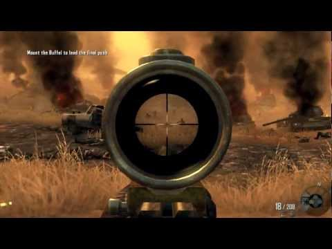 Call of Duty Black Ops 2 Gameplay PC\Primeira missão