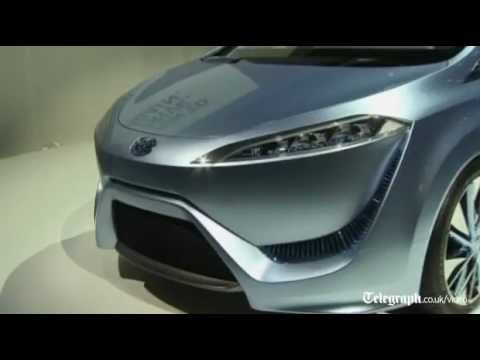 The future is electric at the Tokyo Motor Show