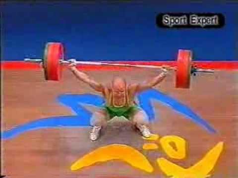 Men 77 kg B Weightlifting - Olympic Games Sydney 2000 - by GENADI - Sport Expert