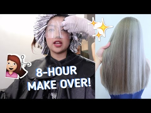 THE ULTIMATE HAIR MAKEOVER DARE | Rei Germar